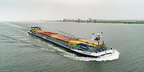 </noscript></noscript>Working towards zero emission inland shipping